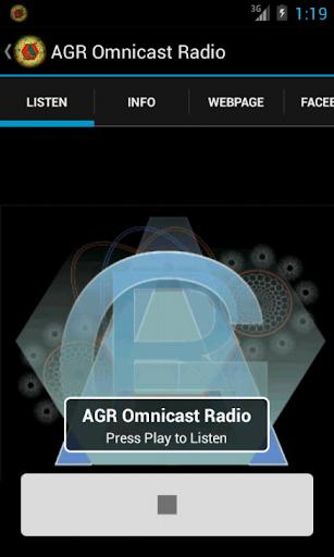 AGR Omnicast Radio