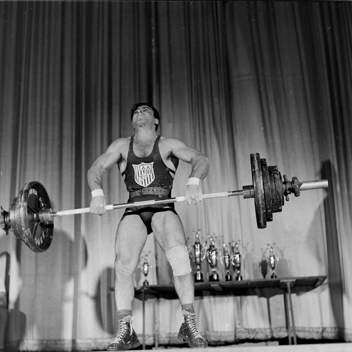 Weight Lifting Championship