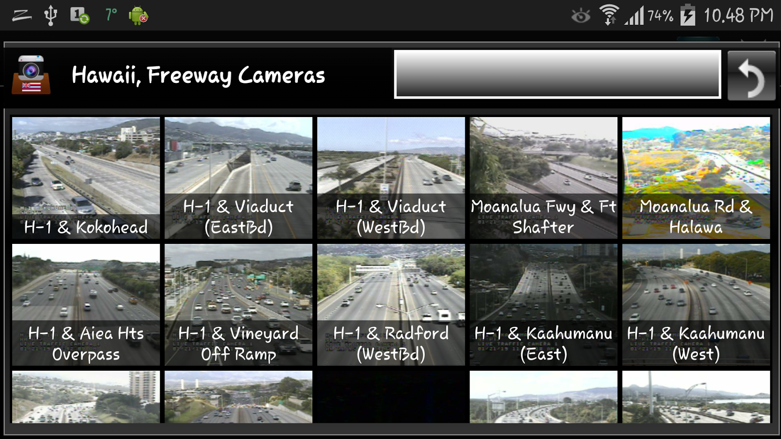 Hawaii Traffic Cameras - Android Apps on Google Play