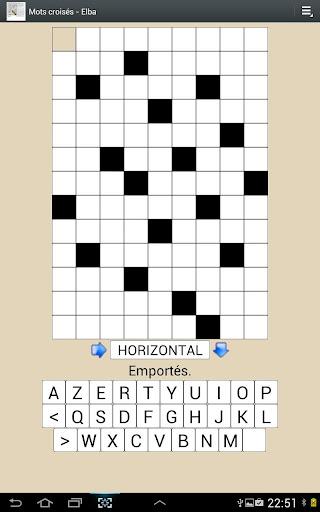 French Crosswords Free  screenshots EasyGameCheats.pro 4