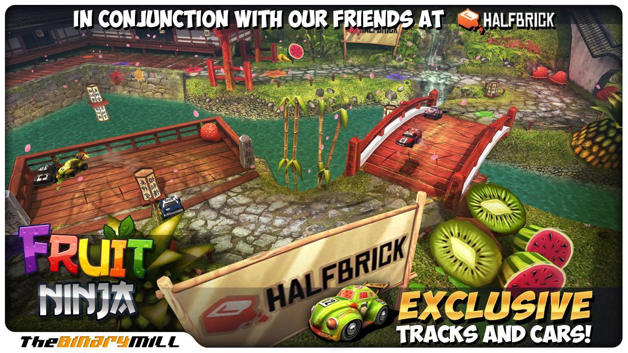 Mini Motor Racing screenshot #3