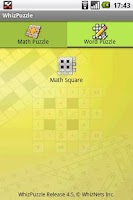 Screenshot of Fun Puzzles