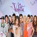 Violetta letras icon