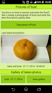 Mobiab Diet- screenshot thumbnail