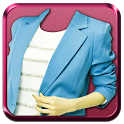 Woman Fashion Suit Photo Maker icon
