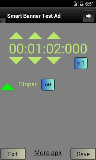 玩工具App|StopWatch & Timer免費|APP試玩