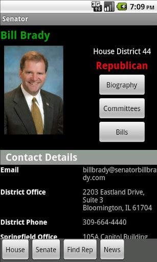 Illinois Government  screenshots 2