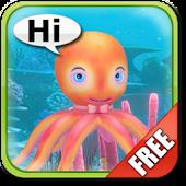 Talking Octopus