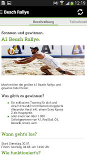 A1 Beach App - screenshot thumbnail