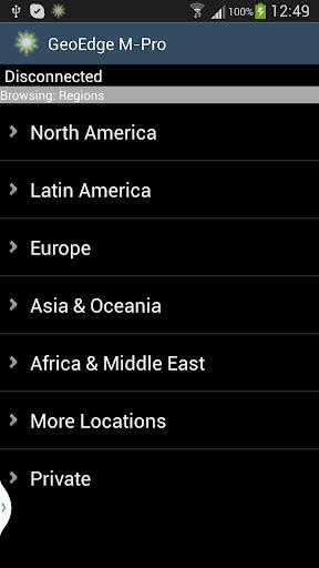 Geoedge Global Proxy App