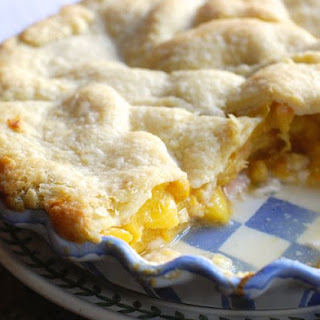 Peach Pie You Can Eat for Breakfast Recipe