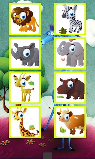 Animal Sliding Puzzle