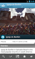 Screenshot of Salvador, Bahia by Triposo