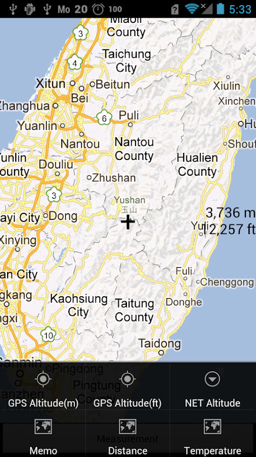 Map Altimeter M Ft Android Apps On Google Play - Altimeter map