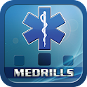 Medrills: Group or Single User icon
