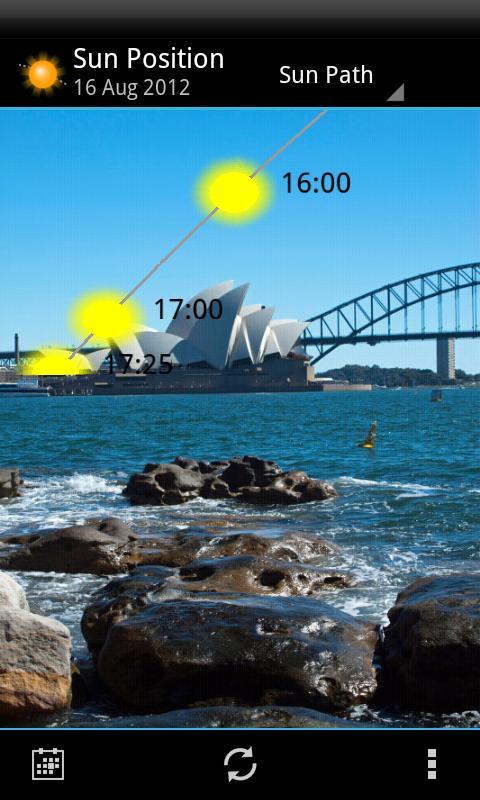 Sun Position- screenshot