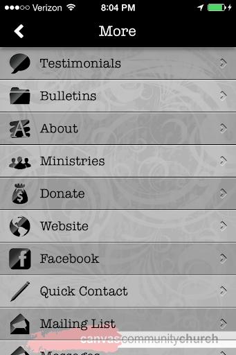 【免費商業App】Canvas Community Church-APP點子