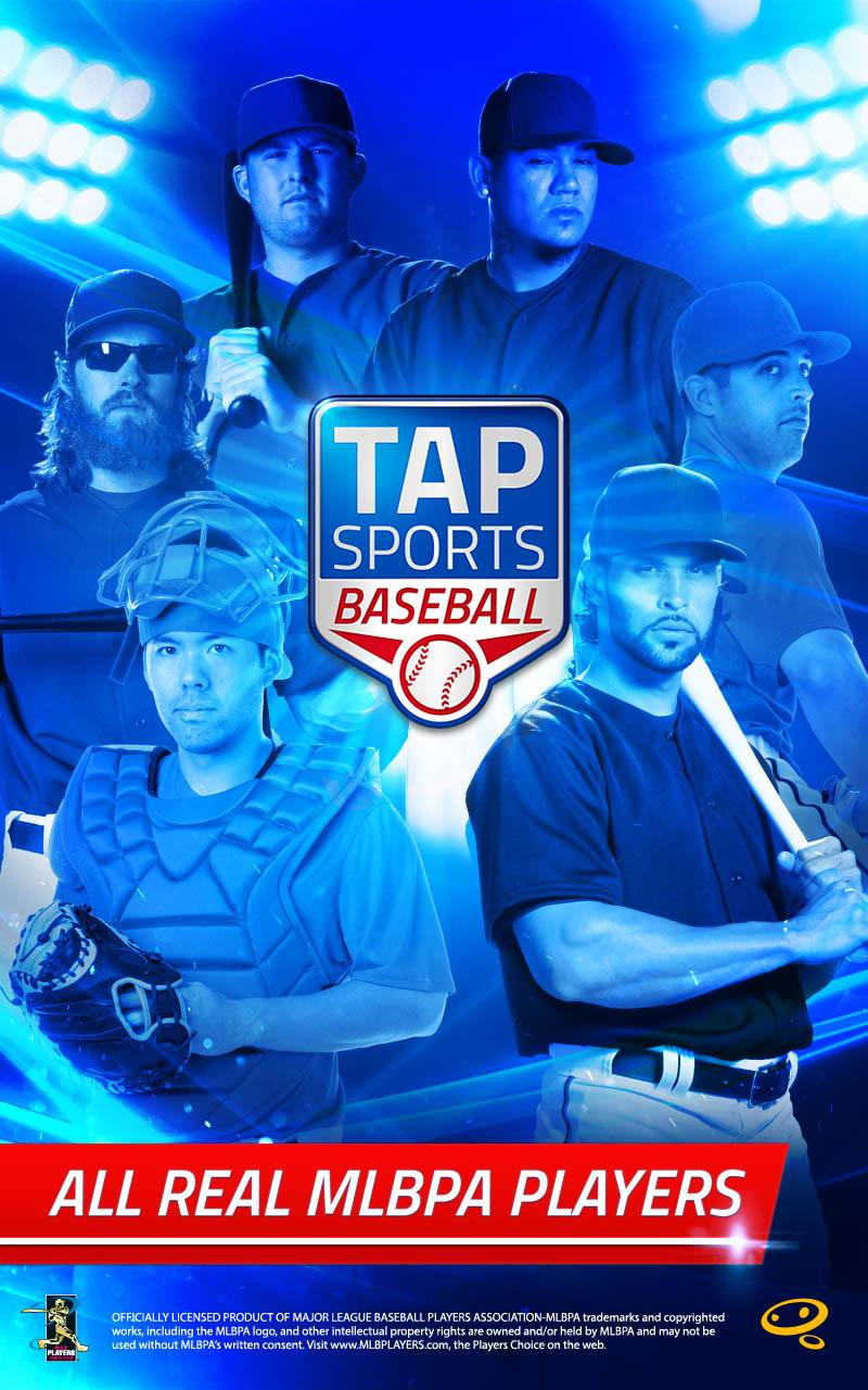 TAP SPORTS BASEBALL screenshot #9