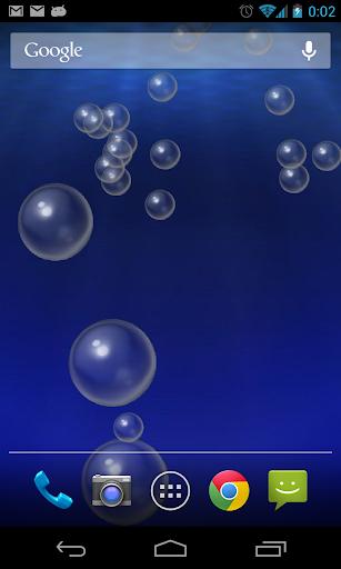 Bubble Plop Live Wallpaper ☺