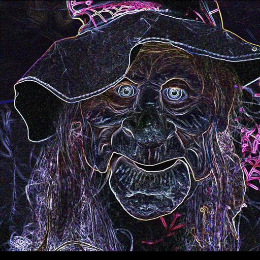 Witch Happy Halloween LWP FREE 個人化 LOGO-阿達玩APP