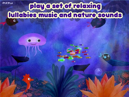 Lullaby Planet - baby bedtime- screenshot thumbnail