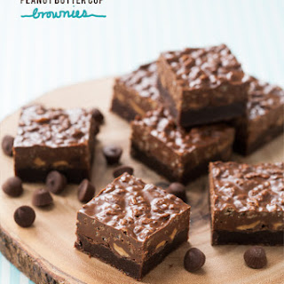 Brownies With Rice Krispies Recipes.