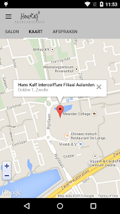 Hans Kalf Intercoiffure- screenshot thumbnail