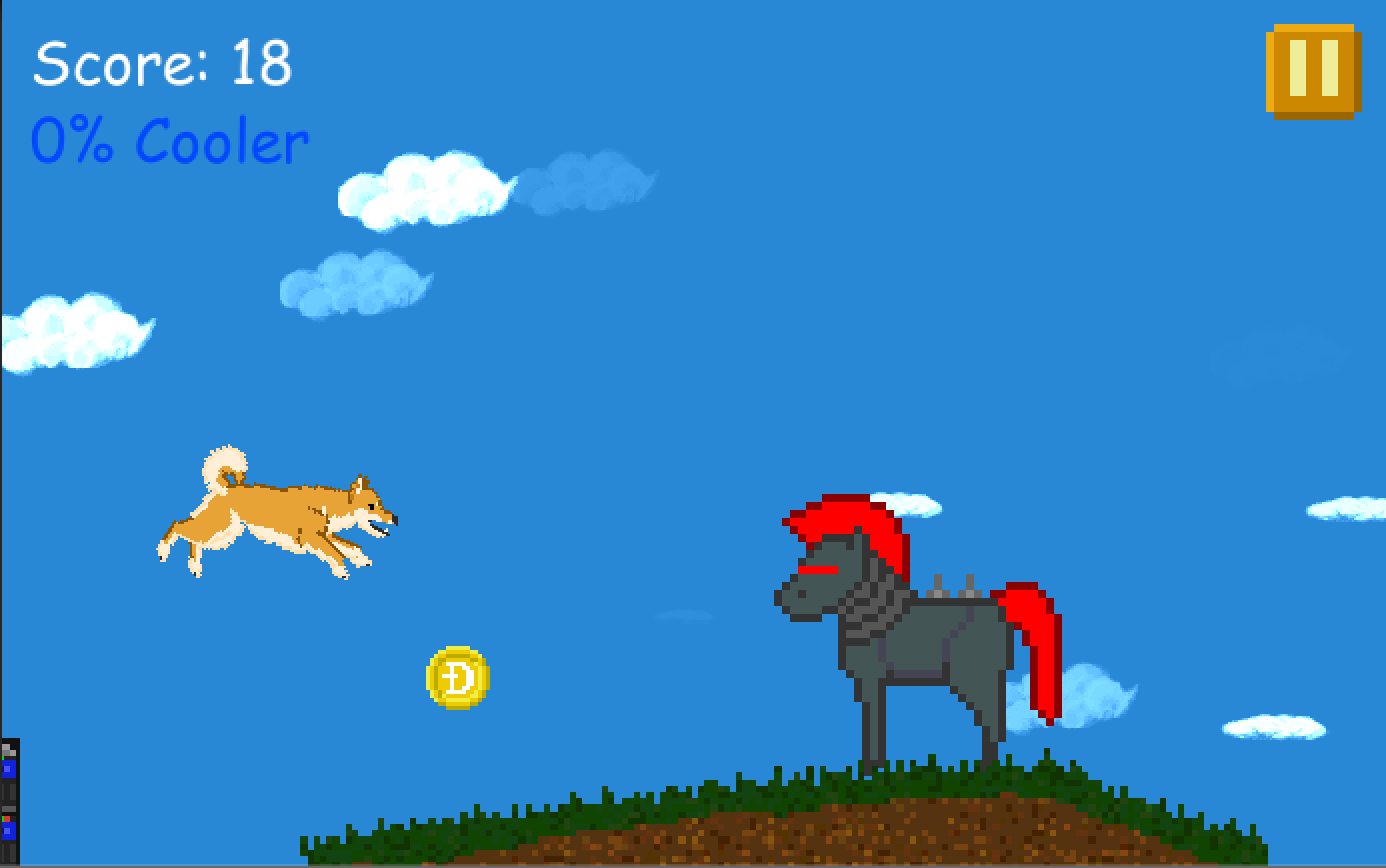 Doge Run - screenshot