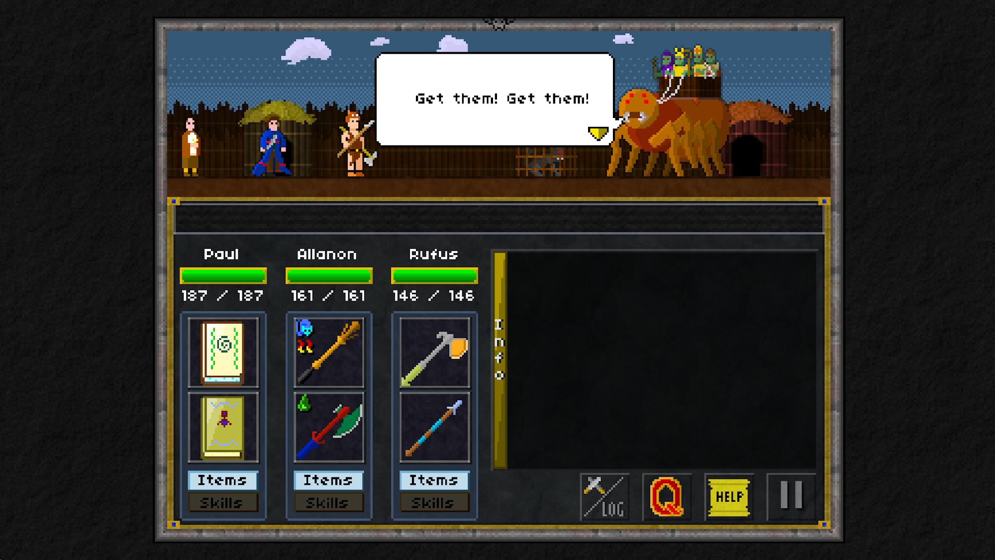 Pixel Heroes: Byte & Magic screenshot #12
