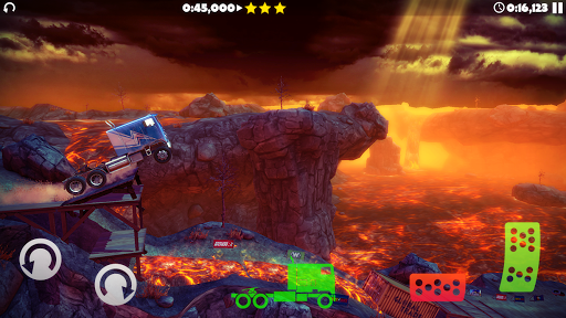 Offroad Legends 2 - Hill Climb  screenshots 7