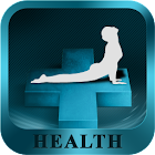 Yoga for Positive Health,Phone icon