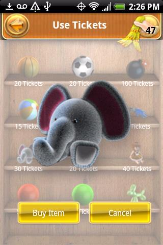 Math Fact Ball Lite- screenshot