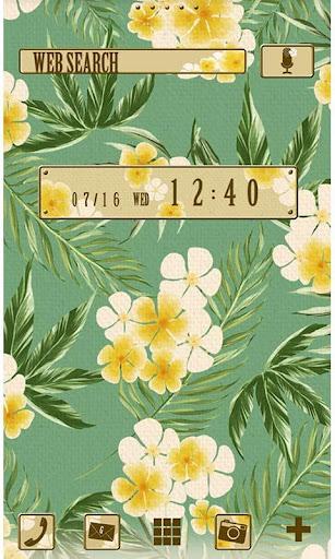 Flower Wallpaper Balmy Palms 1.2 Windows u7528 2