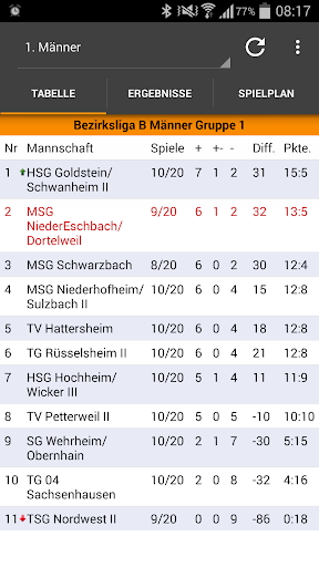 Fun-Ball Dortelweil Handball