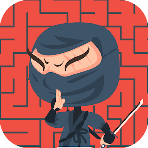 Labyrinth : Maze Ninja for PC and MAC