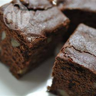 Chocolate Walnut Brownies.