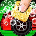 Car Repair And Wash icon