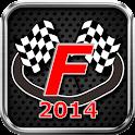 F2014 Calendar for Races icon