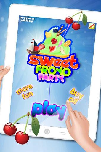 無料休闲Appのフローズンヨーグルトアイスクリーム - フローズンヨーグルト|記事Game