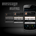 Message Alert icon