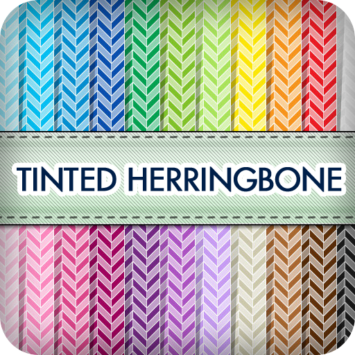 Tinted Herringbone Wallpapers LOGO-APP點子