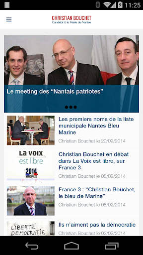 Nantes Bleu Marine
