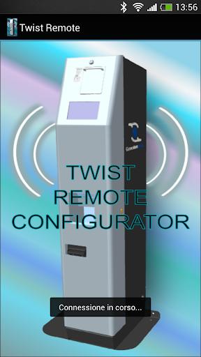 Twist remote DEMO