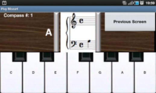 Play Mozart- screenshot thumbnail