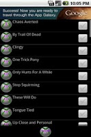 Screenshot of Achievements 4 Resident Evil