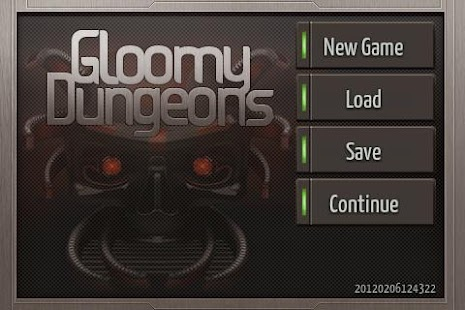 Gloomy Dungeons 3D free demo - screenshot thumbnail