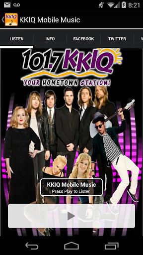KKIQ Mobile Music