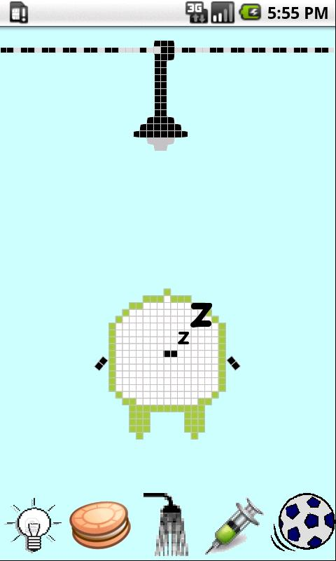 Gopi Virtual pet monster - screenshot