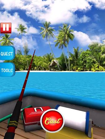 Real Fishing Pro 3D 1.3.2 screenshot 638733