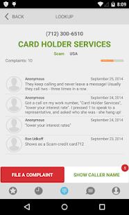 Call Control - ID & Blocker - screenshot thumbnail